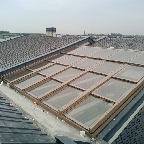多折叠天窗案列
