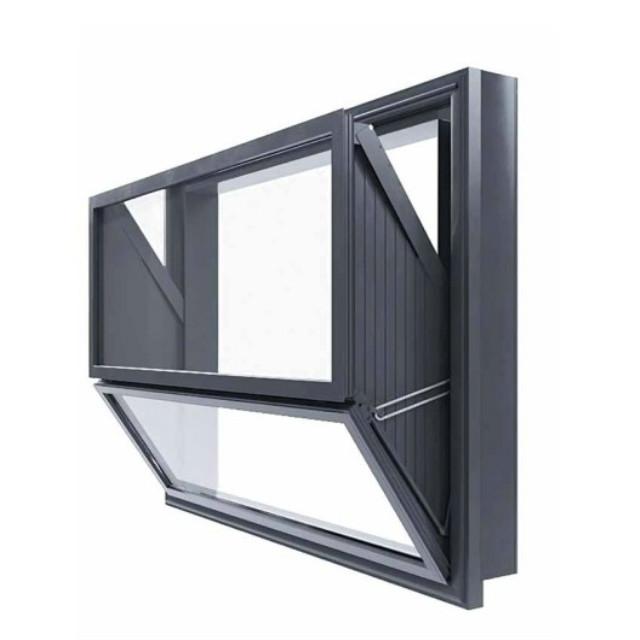 高档阳台窗