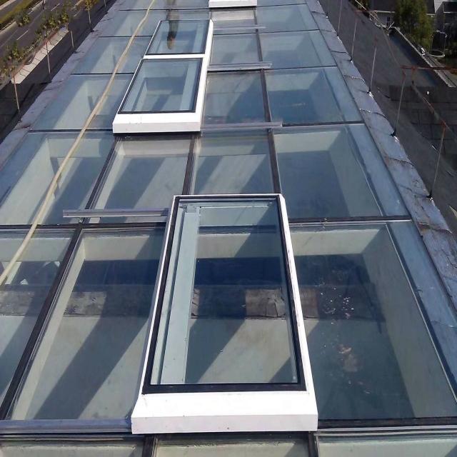 小型平移天窗