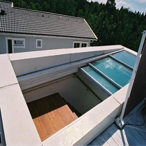 折叠平移天窗