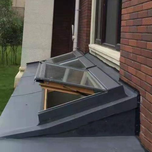 铝木复合天窗